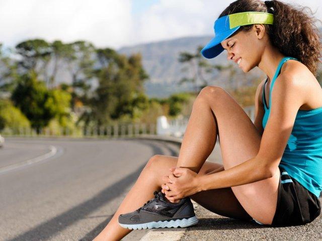 健身达人看过来   运动常见伤痛及...