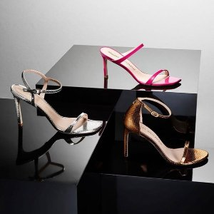 All for 50% Off + Free ShippingStuart Weitzman The Summer Sale Selected Shoes on Sale