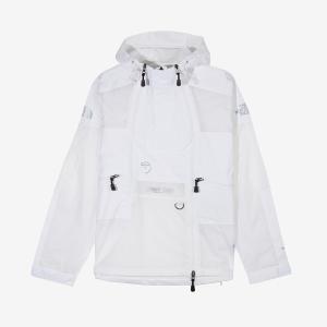低至3折 £135收奶白冲锋衣The North Face 季末大促 撞色、复古白冲锋衣、卫衣 换季必备