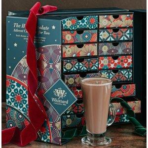Whittard12个口味热巧克力圣诞日历