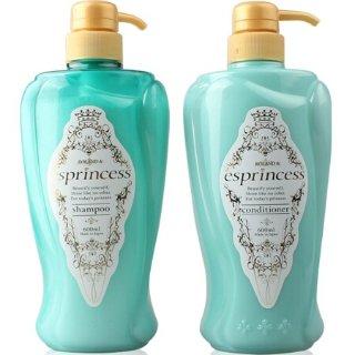 plus会员含税到手¥59花王 kao 公主香气洗护套装 洗发水600ml+护发素600ml