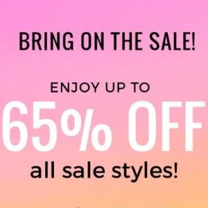 Up to 65% OffJuicy Couture All Markdowns Sale