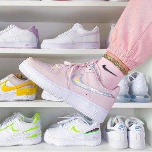 €65就收AF1童款!Nike Air Force 1 专区热卖 罕见配色 没有一双就out啦