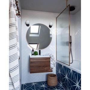 低至5折+满£50减£10 £14收洗漱套装MADE ins风浴室配件大促 浴垫浴巾同色系 细腻品质超贴心