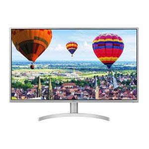 $219LG 32QK500-W 32'' 1440p FreeSync 显示器