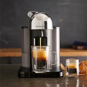 $169(原价$319)Breville Nespresso Vertuo 胶囊咖啡机 25秒快速加热