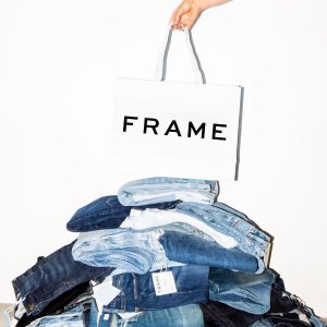 25% Off SitewideToday Only: Cyber Monday @ FRAME DENIM