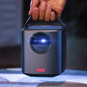 $499.99(原价$649.99)Nebula Mars II 720P 安卓系统便携式投影仪