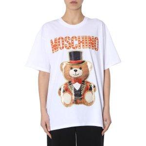 Moschino小熊T恤