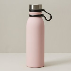$10(原价$29.50) 4.4折数量有限:Indigo 简约水瓶 不锈钢保温/保冷 还剩4色可选
