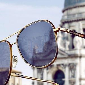 低至3折 Dior爆款再降 仅$394最后一天:Ssense 眼镜专场 GM猫眼$96 Chloe$126