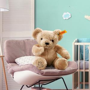 经典泰迪熊€18 满足你的少女心Steiff 德国百年泰迪熊 一生必须拥有的一只熊仔 送礼好选择