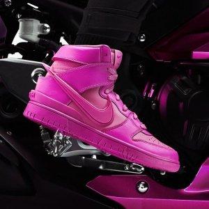 2月4日 定价$250新品预告:AMBUSH X Nike Dunk High 潮流联名即将开售