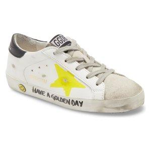 上新:Nordstrom 设计师品牌儿童衣鞋促销,收封面小脏鞋