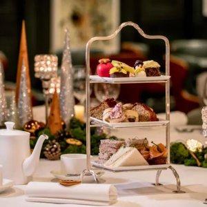 低至£11/人希尔顿酒店下午茶 体验肯辛顿优雅生活