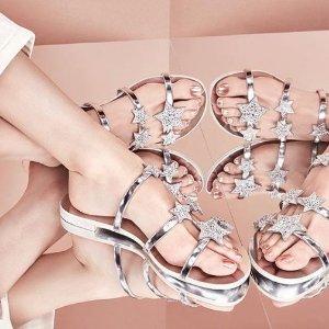 低至5折 爱心凉鞋反季囤Giuseppe Zanotti官网 半年一次大促开始