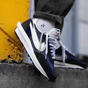 预计2021年春季发售新品预告:藤原浩 x Sacai x Nike 三方联名运动鞋抢先看