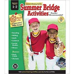 Summer Bridge Activities 儿童暑期习题册 1-2年级