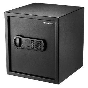 7折收保险箱亚马逊自有品牌 AmazonBasics 家居配件 全场大促