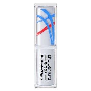 Shu Uemuralimited edition Onitsuka Tiger rouge unlimited lacquer – glossy lipstick – shu uemura