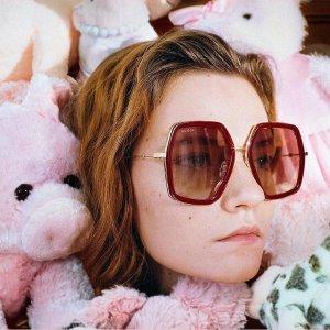 Up to 59% Off+Extra $10 Off GUCCI Sunglasses @ JomaShop.com
