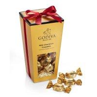 Godiva 牛奶巧克力焦糖节日礼品盒