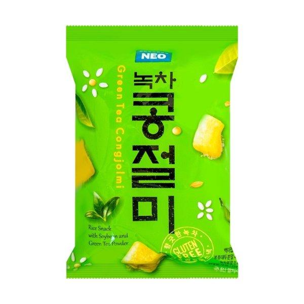 NEO 绿茶 浓郁米果 60g