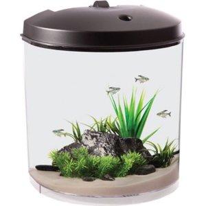 $17.98(原价$37.99)AquaTunes 3.5加仑小型鱼缸