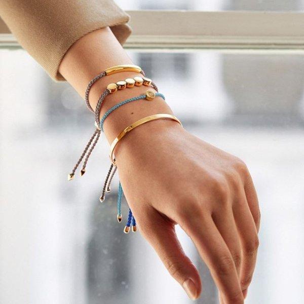 - 彩虹手链