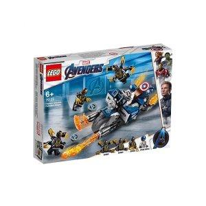 Lego已显示折后价格 Super Heroes Captain America