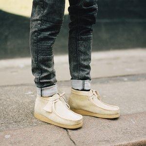 立享5.8折+包税直邮中国Clarks Originals 经典男鞋热卖  经典三瓣鞋¥317起收