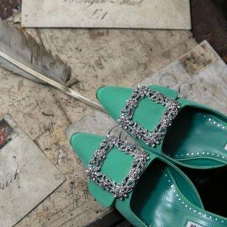 定价优势+低至8折 $721起Manolo Blahnik 美鞋热卖 欲望都市女主同款
