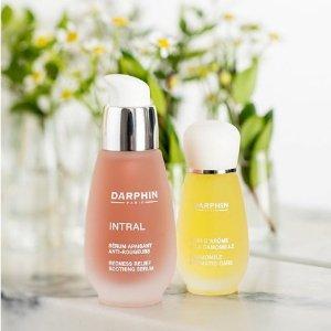 低至54折 £38.5收抗红血丝精华Darphin 超好用的法国芳香精油护肤品折扣热卖