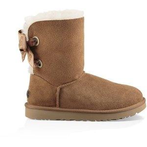UGG Australia爆款蝴蝶结雪地靴