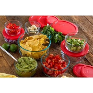 $19.99Pyrex® Simply Store™ Round 20pc storage set