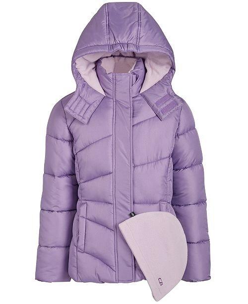 女大童保暖外套