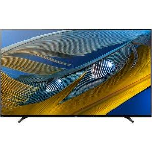 "Sony 65"" A80J 4K OLED Smart TV (2021 Model)"