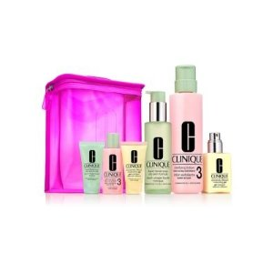 CliniqueGreat Skin Home and Away Six-Piece Set For Oily Skin