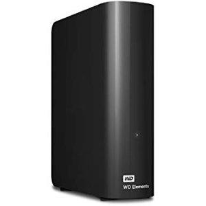$109.9 (原价$189.99)WD Elements 6TB USB 3.0 外置硬盘