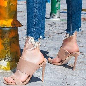 低至4折 €56收SW同款一字带Steve Madden 所有爆款美鞋你都可以找到平价替代 舒适好穿代名词