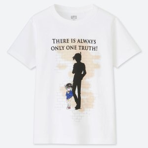 柯南主题儿童T恤
