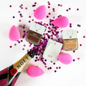 Get the original beautyblender sampleWith any foundation purchase @ Sephora.com