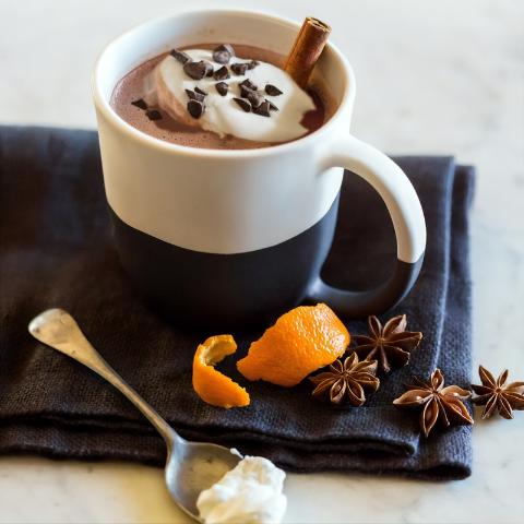 热巧、奶茶、咖啡一键生成英国冬季热饮推荐:快乐宅家自制 暖胃暖手又暖心