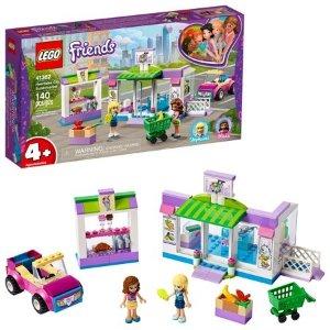 Lego好朋友系列 心湖城超市 41362