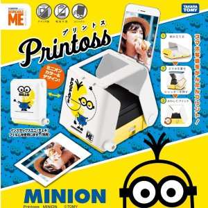 2个直邮美国到手价$77.8新品 Takara Tomy Printoss 小黄人相片列印机 特价