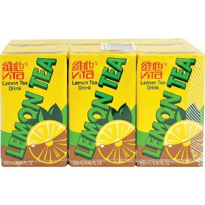 Vita Lemon Tea Drink 6 Pk