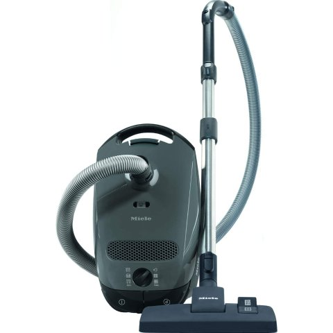 Miele  C1 Pure Suction Canister Vacuum,Lotus White