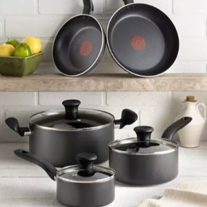 Black Friday Sale Live: T-Fal 18-Piece Cookware Set