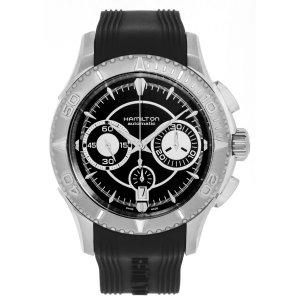 Hamiltonvia code DMHAMC665  Seaview Chronograph Automatic Men's Watch H37616331