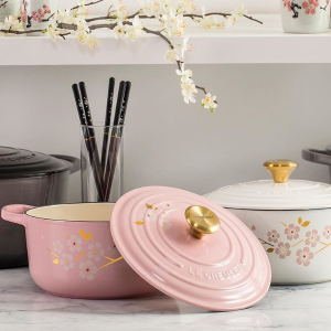 Free The Cast Iron Way to Cook CookbookWith Purchase of $150 @ Le Creuset